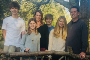 The Bloomberg family